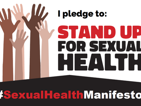 Stand up for sexual health at this election