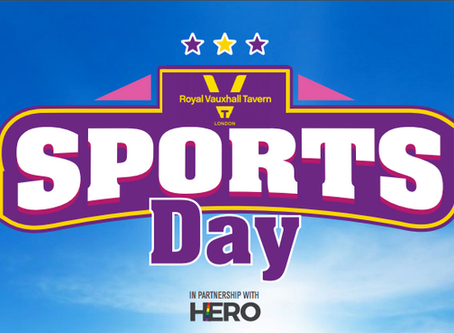 Statement about RVT Sports Day in partnership with LGBT HERO.