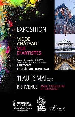 Exposition Château Frontenac