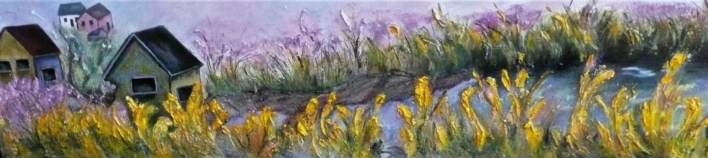 Le marais d'eau douce - Vendu