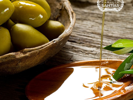 Aceite de oliva para la digestión