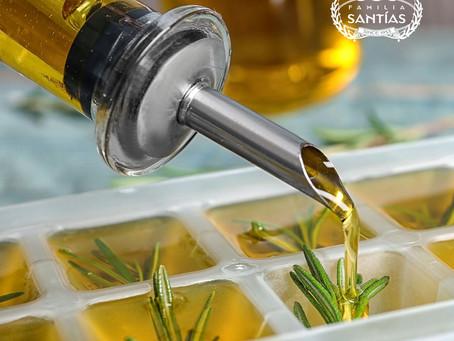 ¿Se puede congelar el aceite de oliva?