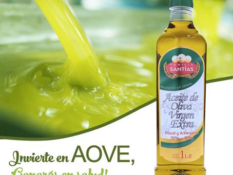 Este es el principal motivo por el que debes consumir Aceite de Oliva Virgen Extra.