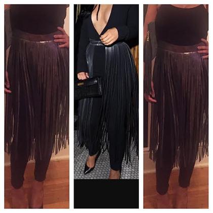Kylie Fringe Belt