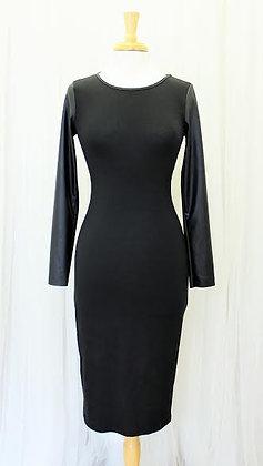 Goth Black Dress