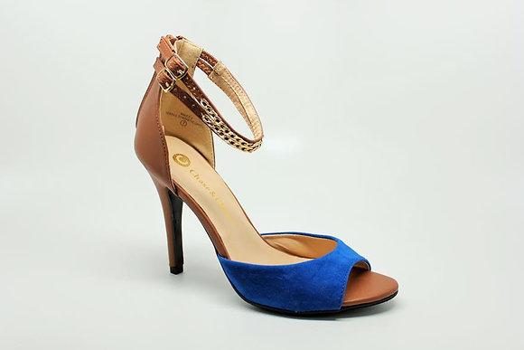 'The Pippa' Blue Sandal