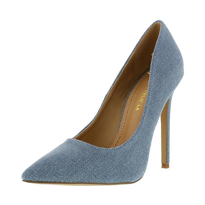 Pre-Order The 'Hampton' Denim Pump
