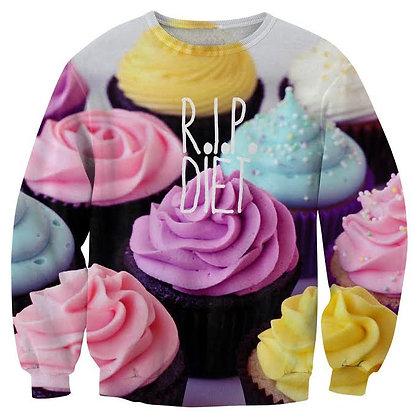 'CUPCAKE' Sweater