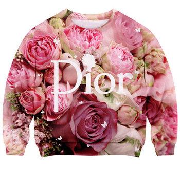 'DIOR' Sweater