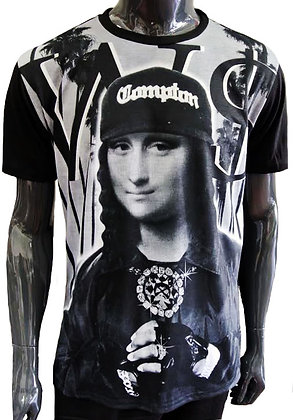 Compton Mona Lisa T-Shirt