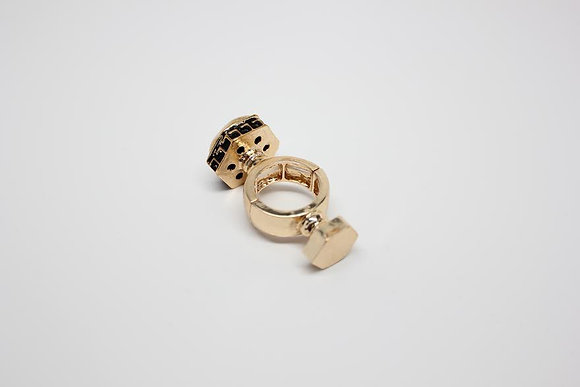 Gold Trendy Ring