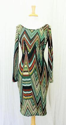 Green Suave Dress