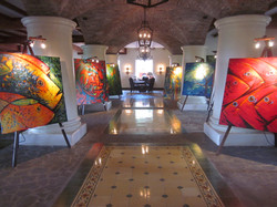 Marriot Hotel Los Sueños Exhibition