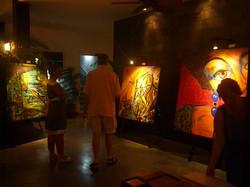 Exhibition Gaia Hotel Manuel Antonio