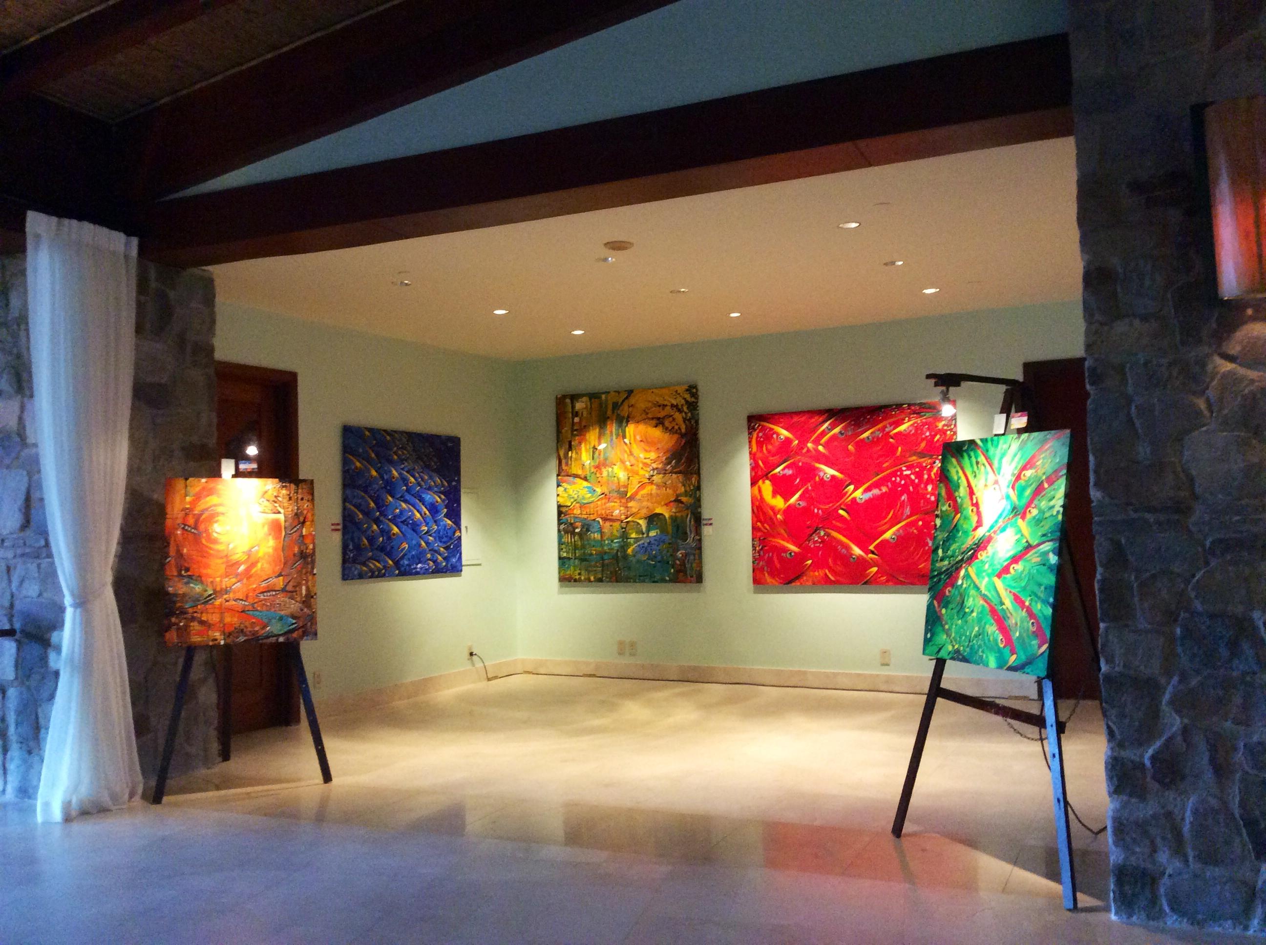 Four Seasons Costa Rica Lobby