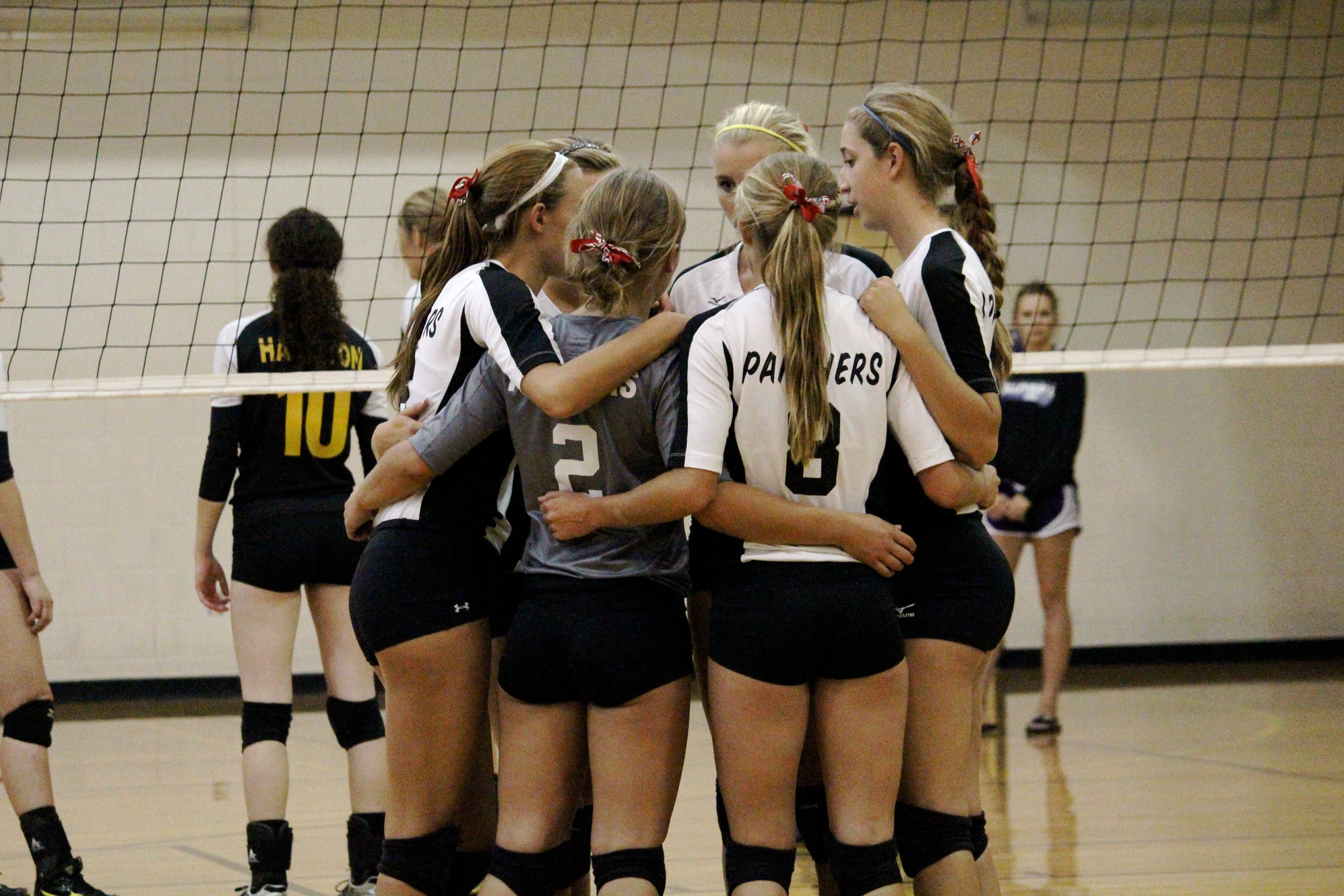 West Ottawa Volleyball