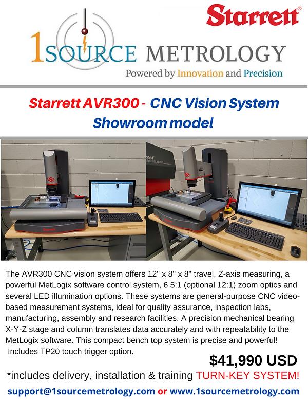 Starrett AVR300.png