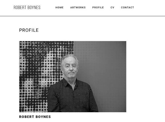 Robert Boynes - Artist Profile