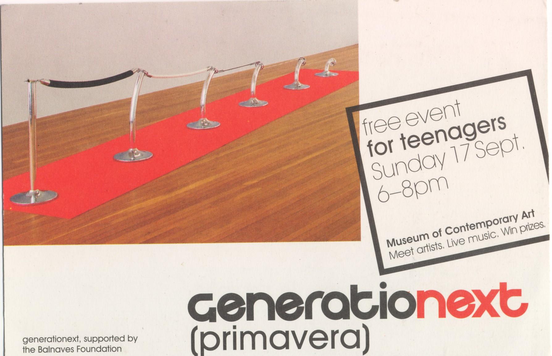 Generationext: 17 Sept 2006