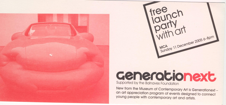 Generationext: 11 December 2005