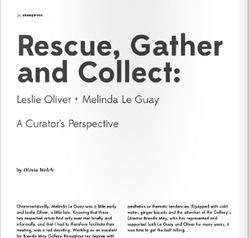 Rescue, Gather and Collect: