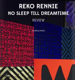 Reko Rennie: No Sleep Till Dreamtime
