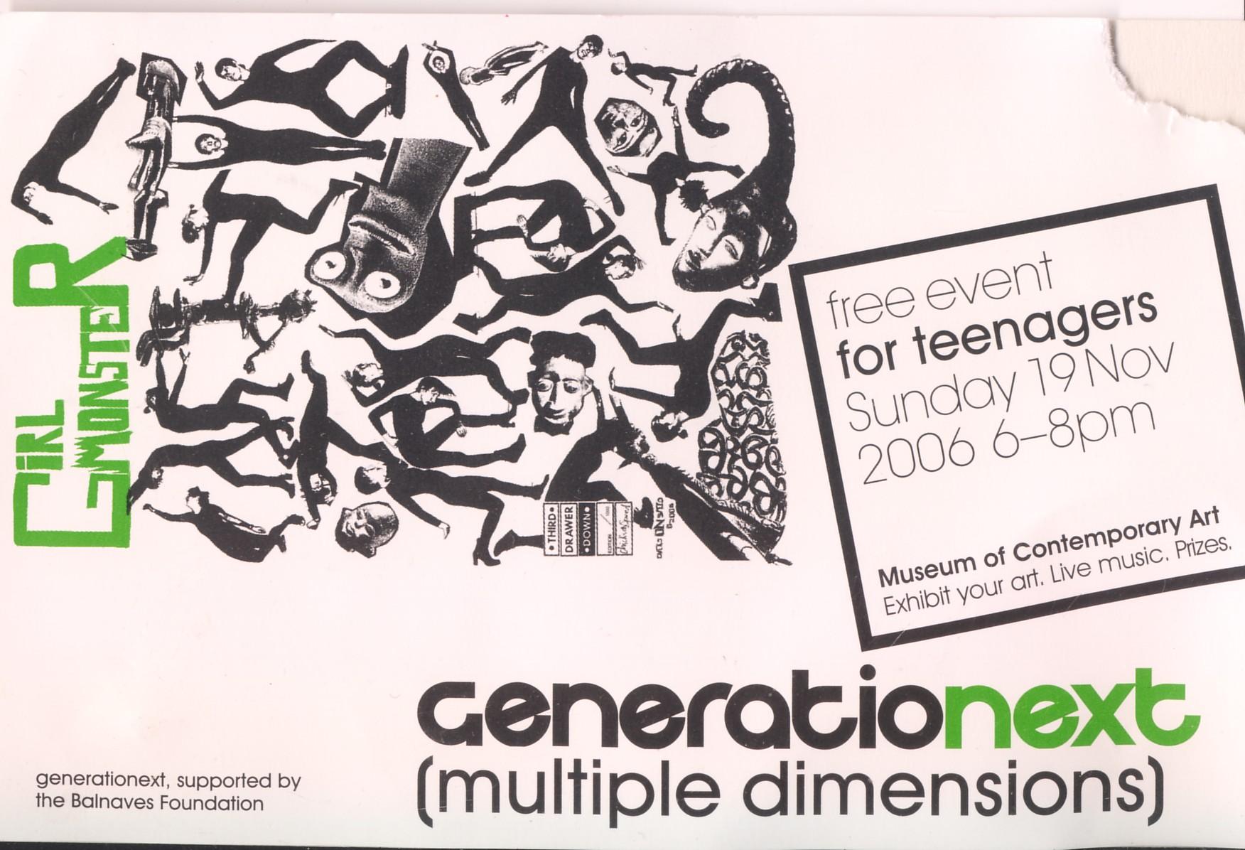Generationext: 19 Nov 2006
