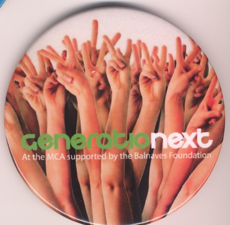 Generationext badge