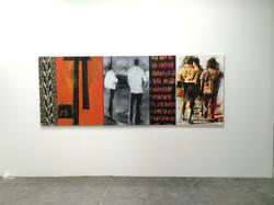 Robert Boynes, Installation, 2015