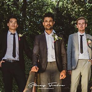 S & G Wedding