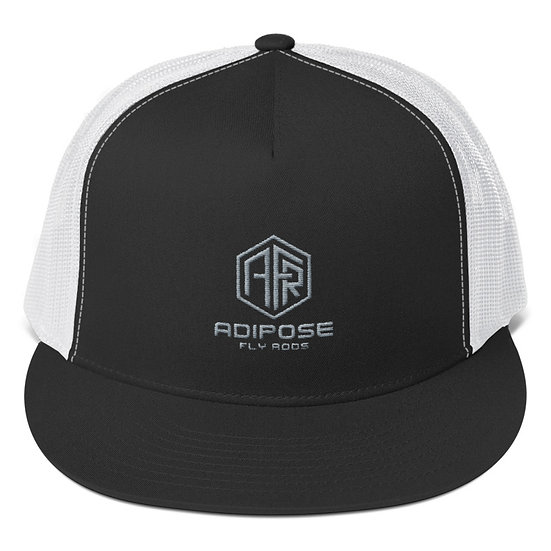 Adipose Black Trucker Hat
