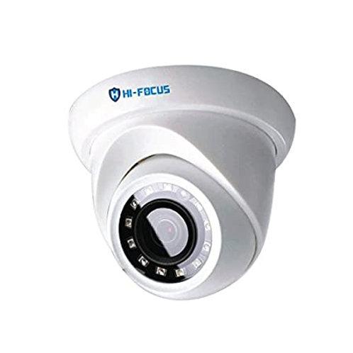 Hi-Focus 2.4 MP 1080P HD Dome Surveillance Camera