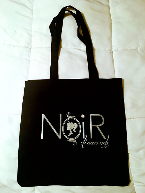 NOiR Diamonds Tote Bag