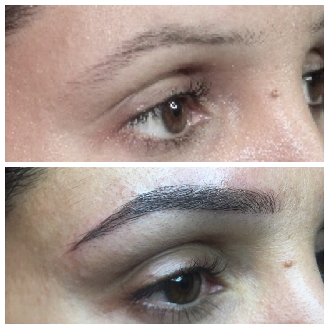 After 6-week Touch Up