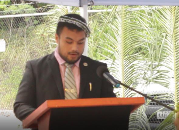 Minister for Nauru Utilities's Address
