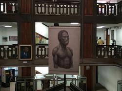 国立博物館へ 人類学、考古学的資料、自然科学