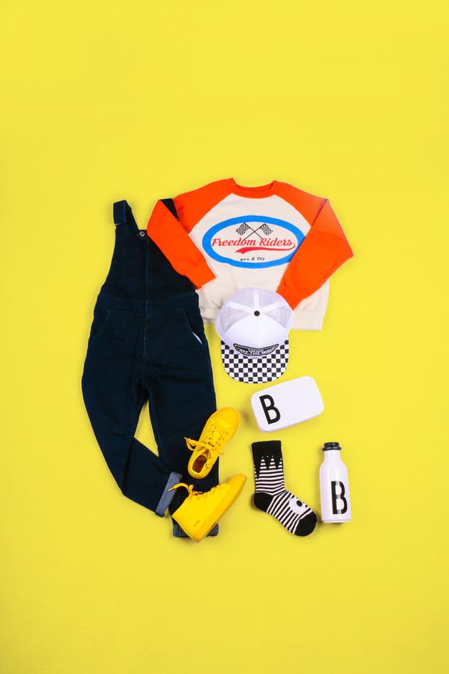 Bundleboon Product Flatlays