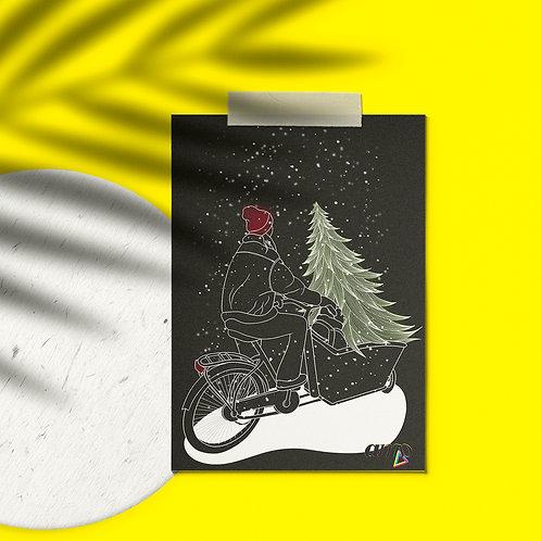 Postcard Winter #2