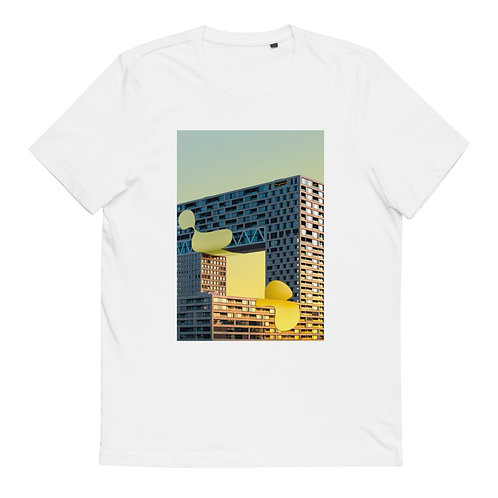 "Unisex Organic Cotton T-Shirt ""Houthavens #1"""