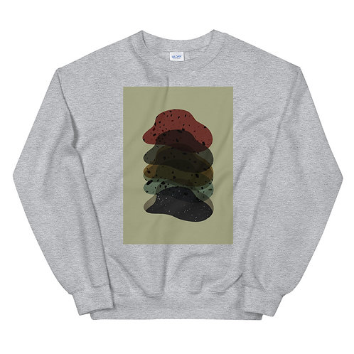 "Unisex Crew Neck Sweatshirt ""The Gap"""
