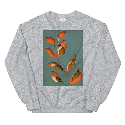 "Unisex Crew Neck Sweatshirt ""Layers over layers #1"""