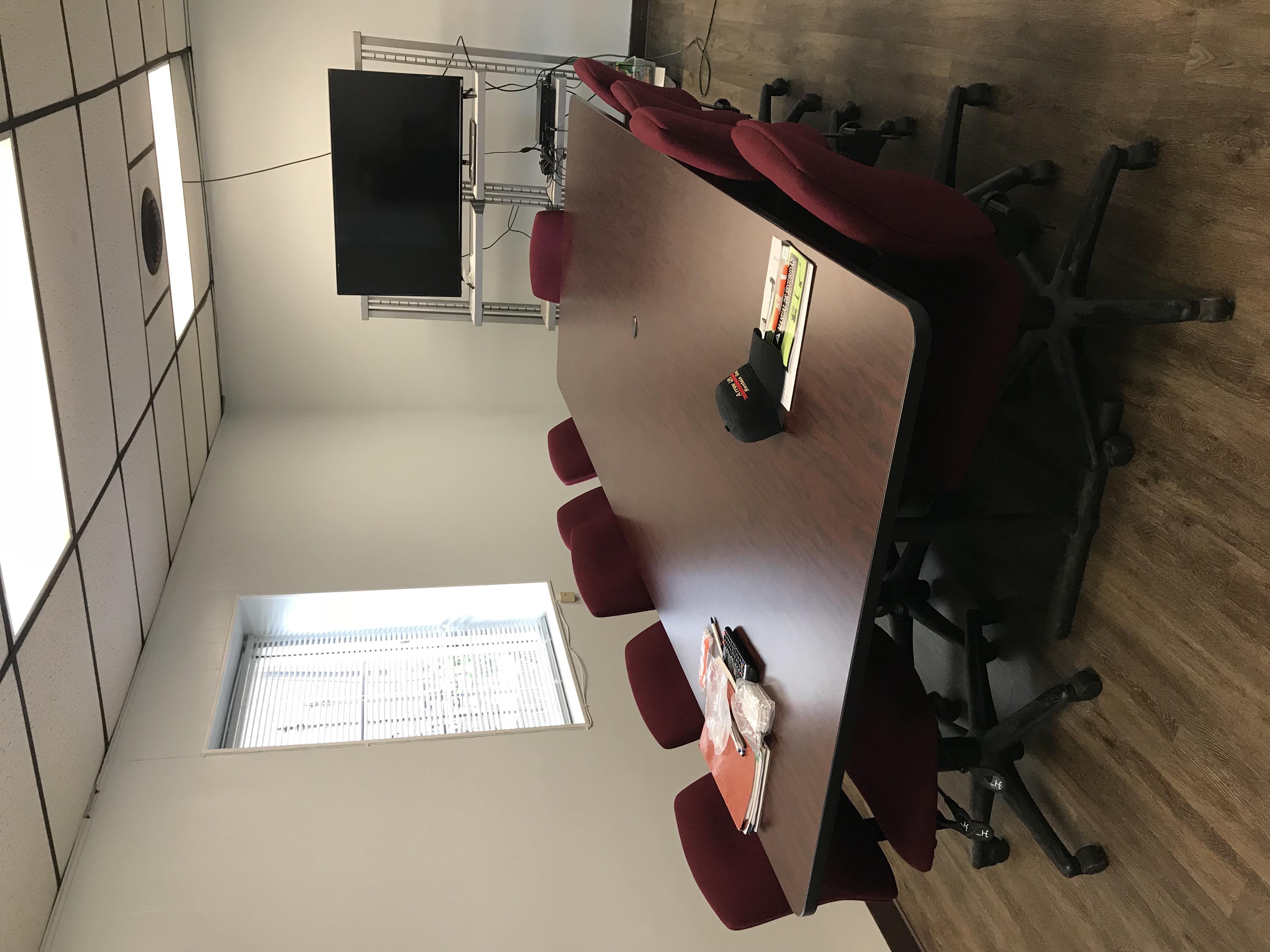 Training Room at Arrow Lift