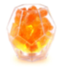 INLIFE M - 105 LED Crystal Salt Lamp