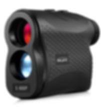Inlife 5 - 600P Laser Rangefinder 600m Distance Meter 6X Monocular Golf Range Finder