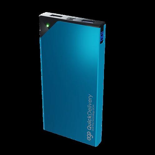 EGO Metal Pulse Powerbank 10000mAh, PD, QC 4+, SCP 18W