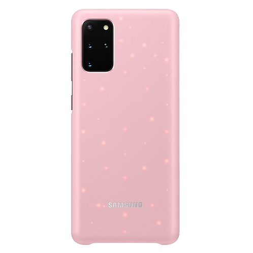 Samsung LED cover for Galaxy S20 Plus Pink