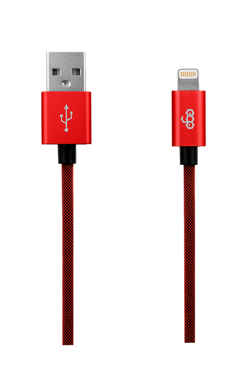EGO Lightning Cable MFI, 3A Fast Charge