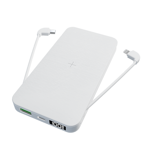 EGO Ally Derlivery Power bank 10000mAh MFI, 2 x PD,  QC 3.0, Fast Charging