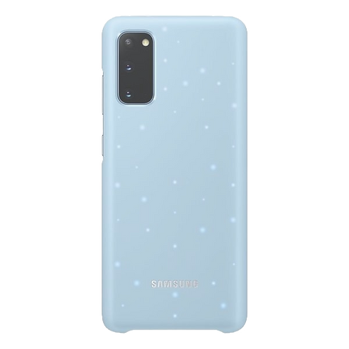 Samsung LED cover for Galaxy S20 Sky Blue