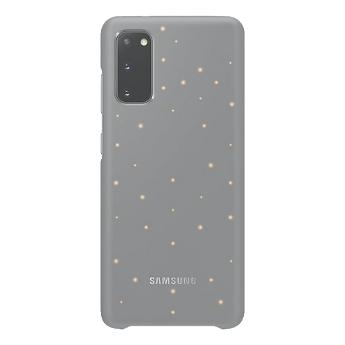 Samsung LED cover for Galaxy S20 Grey